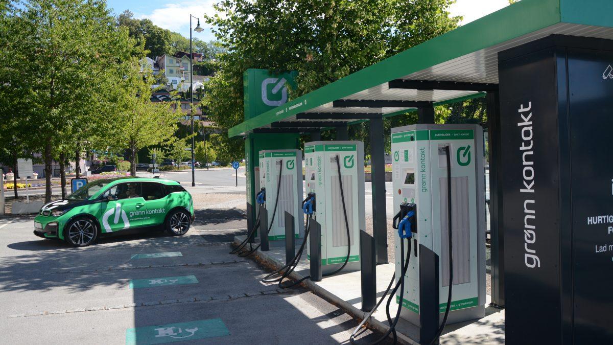 En uke med rabattert pris på el-bil-lader!